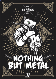 5. Nothing But Metal - Festival