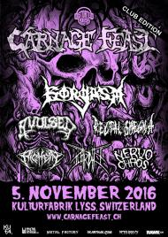 Carnage Feast 2016