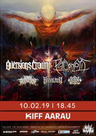 Psycroptic, Aversions Crown